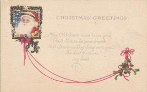CHRISTMAS ; Santa Claus , PU-1923
