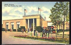New York World's Fair 1939 YMCA Building