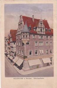 Germany Heilbronn am Neckar Kaetchenhaus