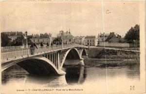 CPA CHATELLERAULT - Pont de la Manufacture (365590)