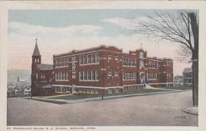 Connecticut Meriden St Stanislaus Polish R C School