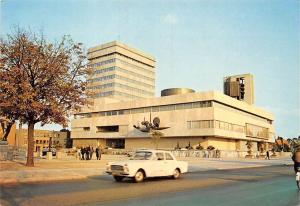 Stadhuis Eindhoven geopend 18 september 1969 Auto Vintage Car