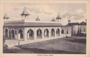 India Dehli Diwan Khas