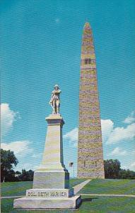 Bennington Battle Monument Old Benington Vermont