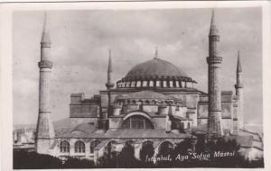 RP: ISTANBUL, Turkey, 1920-1940s; Aya Sofya Mazesi