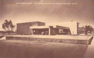 Califorinia El Camino Life Science Bldg El Camino College Artvue
