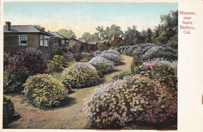 SANTA BARBARA, California, 00-10's; Miramar, Garden
