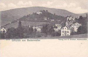 Germany Badenweiler Gruss Aus