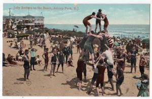 Jolly Bathers, Asbury Park NJ