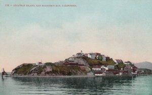 SAN FRANCISCO, Ca. , 1900-10s ; Alcatraz Island