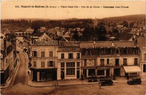 CPA NOGENT-le-ROTROU - Place St-Pol - Rue de la Herse (385468)