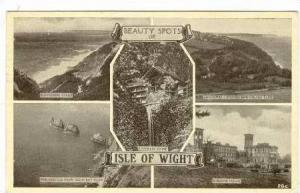 5-view, Isle of Wight,PU 1951