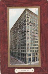 Georgia Atlanta Empire Building 1911