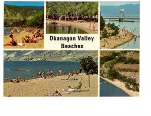 Okanagan Valley Beaches, British Columbia, Used 1979