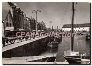 Postcard Modern Croisic L Inf a port area
