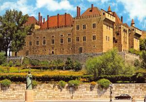 Postcard GUIMARAES Dukes of Braganza Palace, Portugal #G