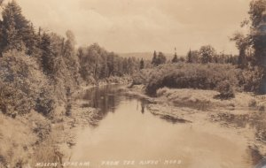 RP: Misery Stream , From the KINEO Road , Maine , 1932