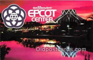 Land Explore, Tomorrow's Harves Walt Disney World, FL, USA Postcard Post Card...