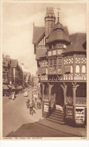England Chester The Cross and Eastgate