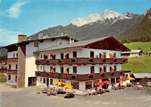 Steinberg am Rofan Tirol Hotel Gasthof Windegg Komfortzimmer Terrace