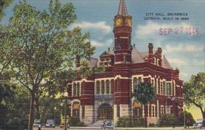 City Hall Brunswick Georgia Built In 1889