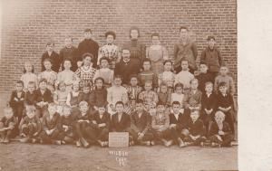 RP, WILSON, York, Pennsylvania, 1908; Teacher Of Julius' School, Children