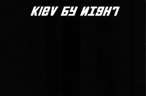NEW Postcard, Soviet Kiev by Night, Humor, Novelty, Fun, Funny DK4