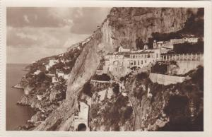 RP, AMALFI (Campania), Italy, 1920-40s;Panorama Coll'Hotel Cappuccini (Convento)