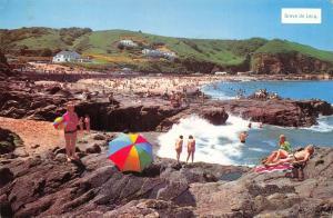 Vintage 1975 Jersey Postcard Greve de Lecq, Channel Islands 62B