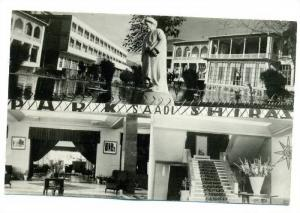 RP;Park Saadi Hotel, Shiraz, Iran, 40-50s