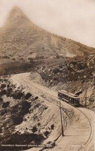 RP: Interurban troll/Tram Car, Mountain Tramway, Camps Bay, C.P., South Africa