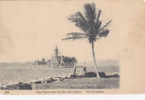 Iilha Fiscal Vista Da Ilha Das Cobras, Rio De Janeiro, Brazil, 1910-1920s