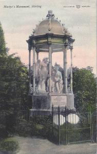 Martyr's Monument, Stirling, Scotland, UK, 1900-1910s