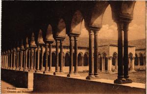 CPA VERONA Chiostri del Duomo . ITALY (493594)
