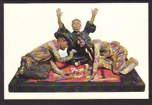 Not a Chinaman's Chance Charles Russell Post Card C5322