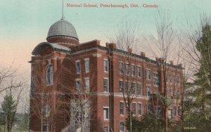 PETERBOROUGH , Ontario , Canada , 1900-10s ; Normal School