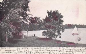 Minnesota Alexandria 2408 Geneva Bay 1907