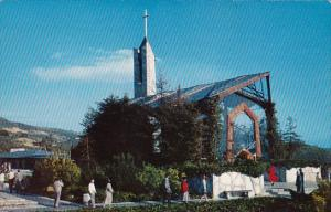 Wayfarers Chapel Portuguese Bend California 1969