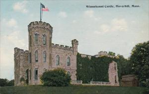 Massachusetts Haverhill Winnekenni Castle