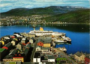 CPM Hammerfest The harbour area NORWAY (829604)