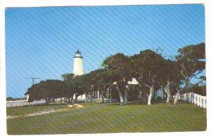 LIGHTHOUSE, Ocracoke Island , North Carolina, 40-60s #2