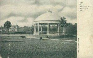 Pavilion Entrance to Zoo - Wilmington, Delaware DE