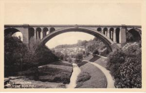 Pont Adolphe, LUXEMBOURG, 10-20s