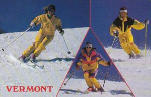 Vermont Alpine Skiing