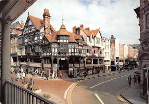 England Cheshire, Chester, The Cross, Dickinson Robinson