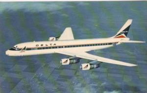 Delta Airlines Douglas DC-8 Fanjet