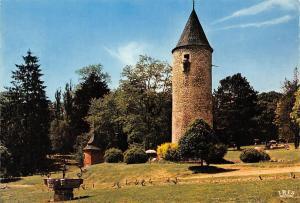 Belgium L'Hirondelle Oteppe Tower and Park Tour et Parc