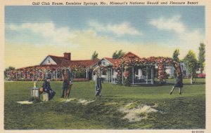 EXCELSIOR SPRINGS, Missouri ,1930-1940s ; Gold Club House - Missouri's Nation...