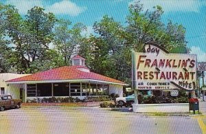 Franklins Restaurant Statesboro Georgia
