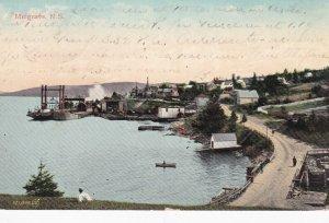 Waterfront , MULGATE , Nova Scotia , Canada , PU-1912